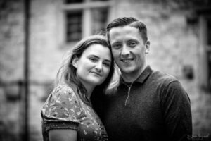 Pre wedding shoot at Egypt Mill in Stroud